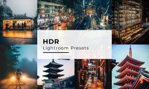 10 HDR Pro Lightroom Presets 5386492