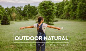 10 Outdoor Natural Lightroom Preset 6272556