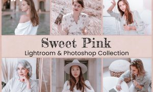 10 Sweet Pink Photo Edit Collection 6251612