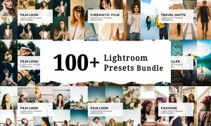 100+ Lightroom Presets Bundle 6222704