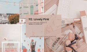 112. Lovely Pink 6270243