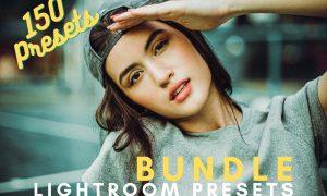 150 + Lightroom Presets Bundle 6157400