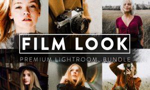 60 FILM LOOK BUNDLE Lightroom Preset 5928792