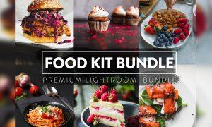 60 Food Kit Bundle Lightroom Preset 6273829