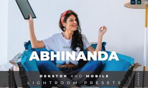 Abhinanda Desktop and Mobile Lightroom Preset