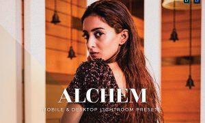 Alchem Mobile and Desktop Lightroom Presets