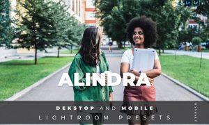 Alindra Desktop and Mobile Lightroom Preset
