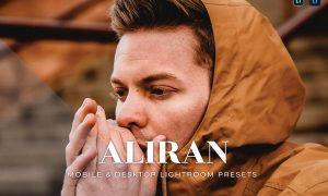 Aliran Mobile and Desktop Lightroom Presets