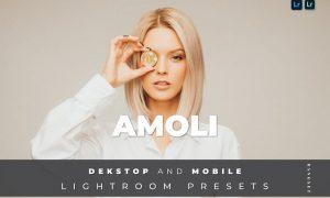 Amoli Desktop and Mobile Lightroom Preset