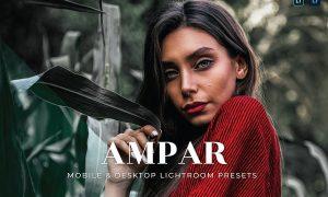 Ampar Mobile and Desktop Lightroom Presets