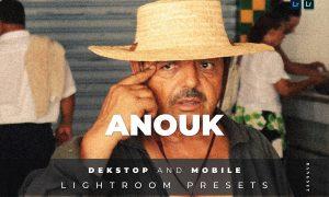 Anouk Desktop and Mobile Lightroom Preset