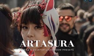 Artasura Mobile and Desktop Lightroom Presets