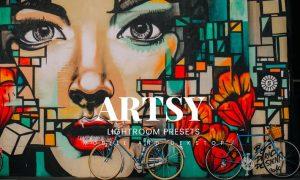 Artsy Lightroom Presets Dekstop and Mobile