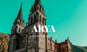 Arya Lightroom Presets Dekstop and Mobile