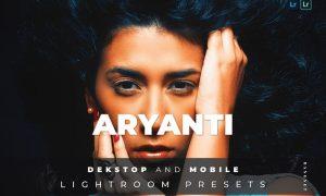 Aryanti Desktop and Mobile Lightroom Preset