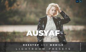 Ausyaf Desktop and Mobile Lightroom Preset