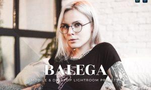 Balega Mobile and Desktop Lightroom Presets