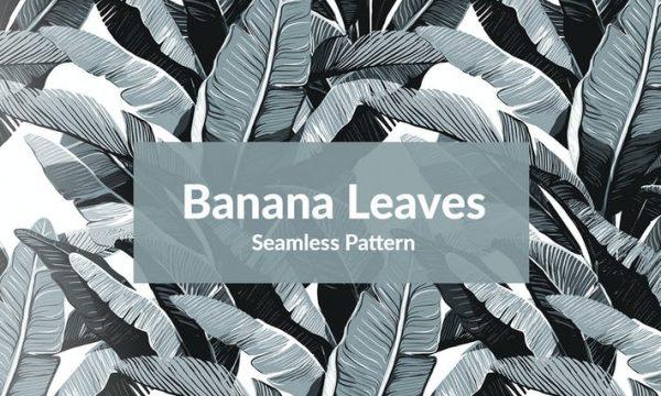 Banana Leaves B322Z3B