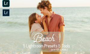 Beach Lightroom Presets 5982350