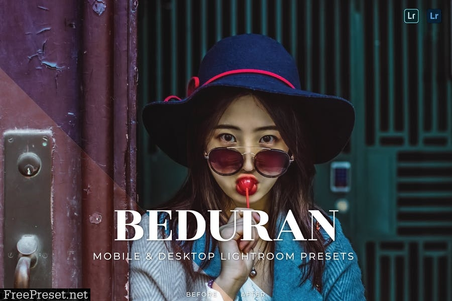 Beduran Mobile and Desktop Lightroom Presets