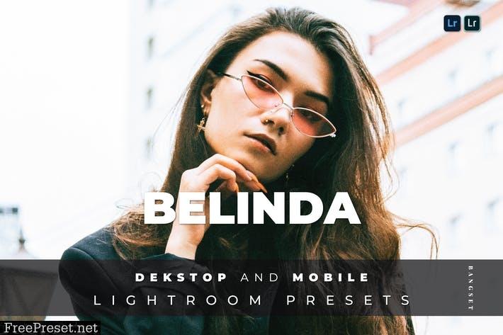 Belinda Desktop and Mobile Lightroom Preset