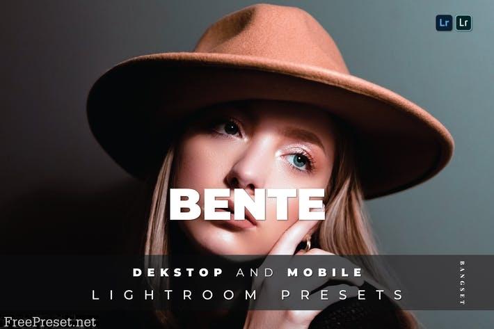 Bente Desktop and Mobile Lightroom Preset