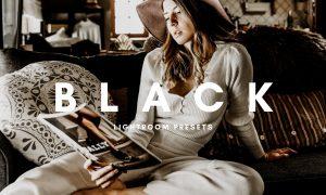 Black Lightroom Presets for Mobile 6216796