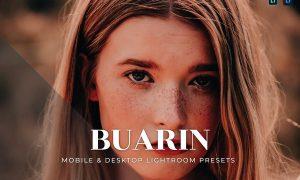 Buarin Mobile and Desktop Lightroom Presets