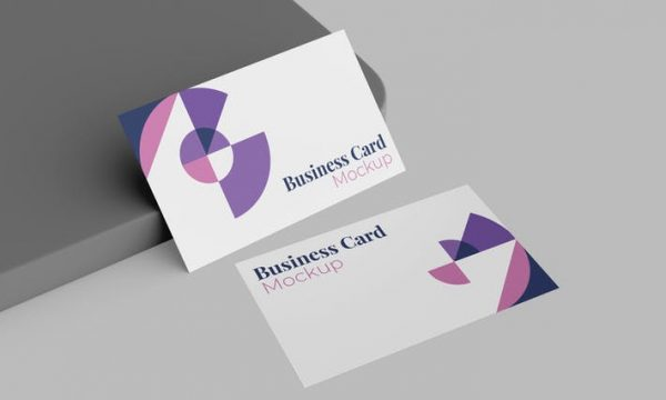 Business Card Mockup KPTBZVJ