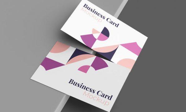 Business Card Mockup WM7FTKZ