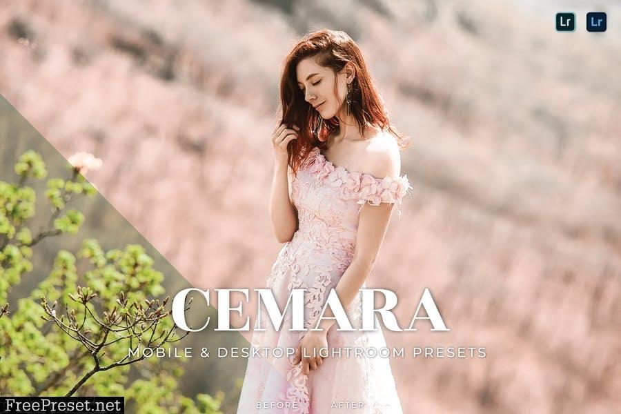 Cemara Mobile and Desktop Lightroom Presets