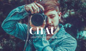Chau Lightroom Presets Dekstop and Mobile