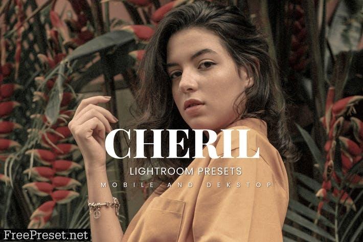 Cheril Lightroom Presets Dekstop and Mobile