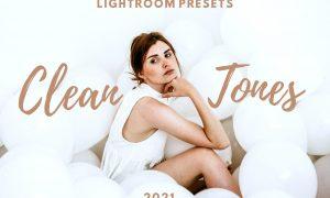 Clean Tones Lightroom Presets 6276755