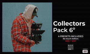 Collectors Pack 6 Lightroom Presets 6128906