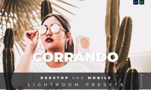 Corrando Desktop and Mobile Lightroom Preset