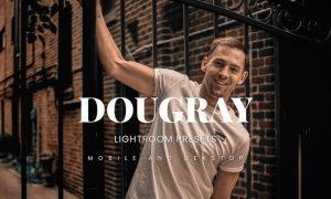 Dougray Lightroom Presets Dekstop and Mobile