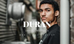 Duran Lightroom Presets Dekstop and Mobile