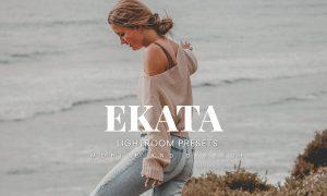 Ekata Lightroom Presets Dekstop and Mobile