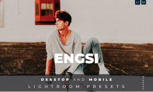 Engsi Desktop and Mobile Lightroom Preset