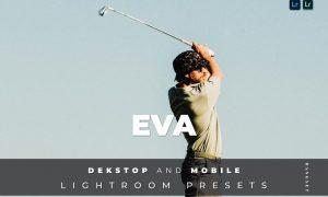 Eva Desktop and Mobile Lightroom Preset