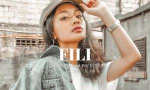 Fili Lightroom Presets Dekstop and Mobile