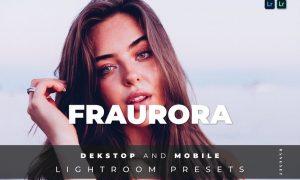Fraurora Desktop and Mobile Lightroom Preset