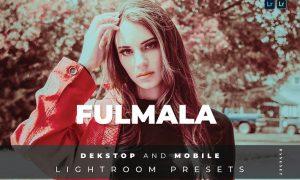 Fulmala Desktop and Mobile Lightroom Preset