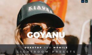 Goyanu Desktop and Mobile Lightroom Preset