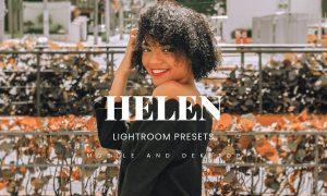 Helen Lightroom Presets Dekstop and Mobile