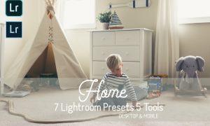 Home Lightroom Presets 6100089