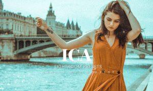 Ica Lightroom Presets Dekstop and Mobile