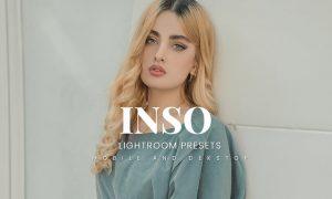 Inso Lightroom Presets Dekstop and Mobile