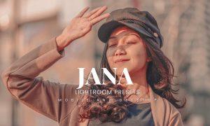 Jana Lightroom Presets Dekstop and Mobile